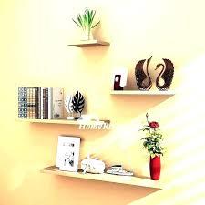 wooden wall bookshelves wood shelves decorative popular modern white shelf
