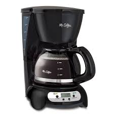 5 Cup Coffee Maker Coffeer Programmable Drip Coffeemaker 5 Cup Black Stainless
