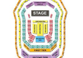 Morsani Hall Seating Chart Verizon Hall At The Kimmel Center Seating Charts Views