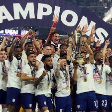 USMNT Gold Cup title follows Nations ...