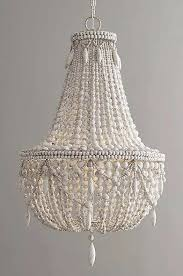 white wood bead chandelier century city gumtree classifieds regarding white wood bead chandelier decorations 9