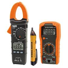 klein tools 3 piece meter and test kit