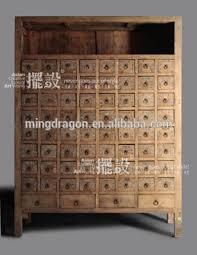 distressed antique furniture. Chinese Antique Furniture- Many Drawers Distressed Medicine Cabinet Furniture