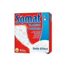 <b>Порошок Somat</b> для посудомоечной машины - отзывы, обзор