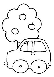 Kleurplaat Autos 4831 Kleurplaten
