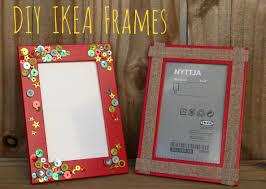 DIY IKEA Frames | SensiblySara.com