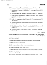 university of kerala writing and personal skills bca degree second writing and personal skills question paper 2011 1