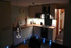 Kitchen Led Light Strips for Under Cabinet Lighting Above Rectangular  Marble Floor Tile also Red Whistling