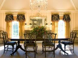 Drape The Dining Room  Basic Guides And Styles For Gorgeous - Dining room curtain designs