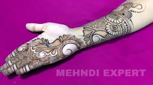 Latest Mehndi Design Arabic 2017 Another Fusion Of Arabic Full Hand Mehndi Design For Any Occasions Latest 2016 Step By Step
