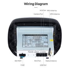 9 inch android 6 0 2014 2015 2016 renault captur duster radio gps wiring diagram 9 inch android 6 0 2014 2015 2016 renault captur duster radio gps navigation system