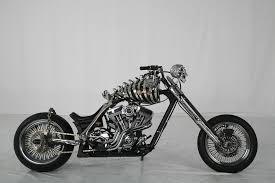 skull rider chinese custom chopper autoevolution