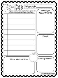 to do lists templates to do list template for teachers by joy in the journey by