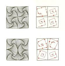 Zentangle Patterns Step By Step Magnificent Zentangle Patterns Step By Step Bing Images Zentangles