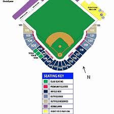 Angel Stadium Seating Chart Goodyear Ballpark Seating Chart