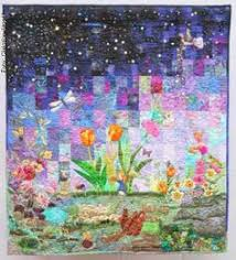 Okay, Vincent van Gogh, you've made the big time! | Quilts ... & how GORGEOUS is this quilt??? oh man, I am in love · Quilting TipsQuilting  FabricSewing IdeasFairytalePure ... Adamdwight.com