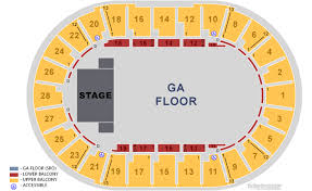 Amsoil Arena Concert Seating Chart Seating Charts Duluth Entertainment Convention Center