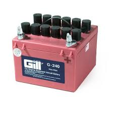 Amazon Com Gill Battery G 240 With Acid Home Audio Theater