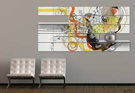 wall office. CONCEPT: Wall Art With Drop Shelves. RIVELI: A Unique Office And