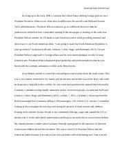 theodore roosevelt study resources 4 pages essay 3