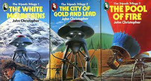 The Tripod books were written by John Christopher in the late 1960s.  Christopher, prior to this point, was probably best-known as a writer of  actually ...