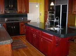 cherry kitchen cabinets black granite. Kitchen Decoration:Cherry Wood Cabinets Home Depot Backsplash Ideas For Black Granite Countertops And Cherry G