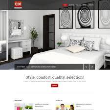 Interior Design Website TemplatesRoom Designer Website
