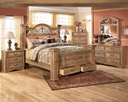 Good Rustic King Size Bed — King Beds : Rustic King Size Bed Design