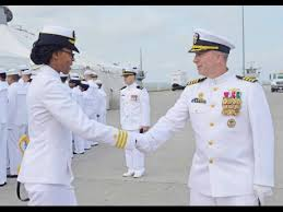 Large abroad | From cook to commander: Janice Smith humbled by leadership  role on US Navy ship | Lead Stories | Jamaica Gleaner