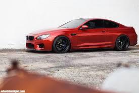 Coupe Series black bmw m6 : Sakhir Orange BMW M6 Looks Monstrous With Black Wheels | Carscoops