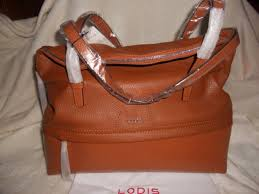 lodis kate gie work tote toffee leather nwt msrp 348 reduced