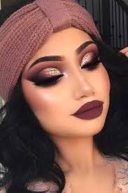 amazing glitter makeup ideas
