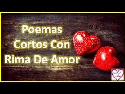5 poemas de amor cortos con autor para