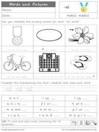 Kindergartners, teachers, and parents who we hope that these english phonics worksheets serve as a good supplemental learning tool for. Al Phonics Worksheets And Games Galactic Phonics