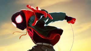 Spider verse, Spiderman, Animated movies
