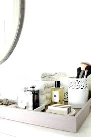 bathroom vanity tray. Marble Vanity Tray Styled Bathroom Camarillo . O