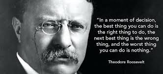 Quotes By Teddy Roosevelt Adorable Theodore Roosevelt Quotes Simple Top 48 Theodore Roosevelt Quotes