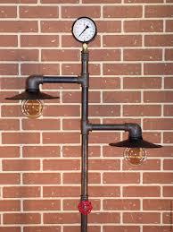 Напольный светильник-<b>торшер</b> в стиле Лофт (<b>Loft</b>), <b>Индастриал</b> ...