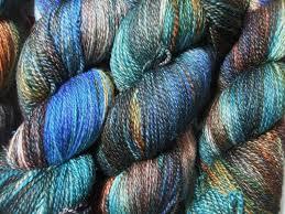 art walk series rs in blue wool