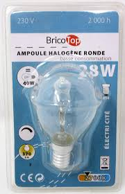 4pack 28 W P45 Ses Small Edison Screw E14 Eco Halogen Dimmable Golf Ballmini Globe Shape Dimmable Light Bulbs 28watt Equivalent To 40watt 2000 Hours
