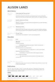 Sample Undergraduate Resume 9 10 Undergrad Resume Template Elainegalindo Com