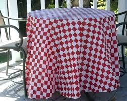 black plastic tablecloth round table cloth 120