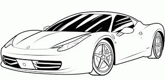Small Picture Download Coloring Pages Car Coloring Page Car Coloring Page Race