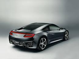new car releases for 2015Honda NSX concept nextgen Japanese icon confirmed for 2015