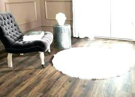faux leopard skin rug animal rugs print fur coffee fake uk f