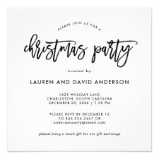 White Christmas Invitations Black And White Christmas Invitations Templates 5 Supper