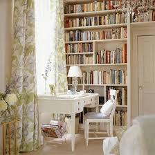 country style office furniture. furniture office home country style with bookcases and floral curtains chandelier white table lamp modern new t
