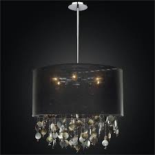 large drum shade pendant around town 005pd24sp b 3st
