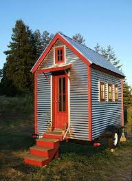 Small Picture XS House from Tumbleweed Tiny Houses is 65 square feet on wheels