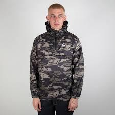 Weston Jacket Black Camouflage